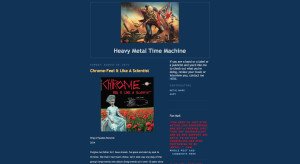 heavy metal time machine